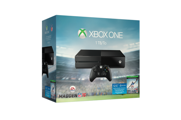 Xbox One Madden NFL 16 Bundle