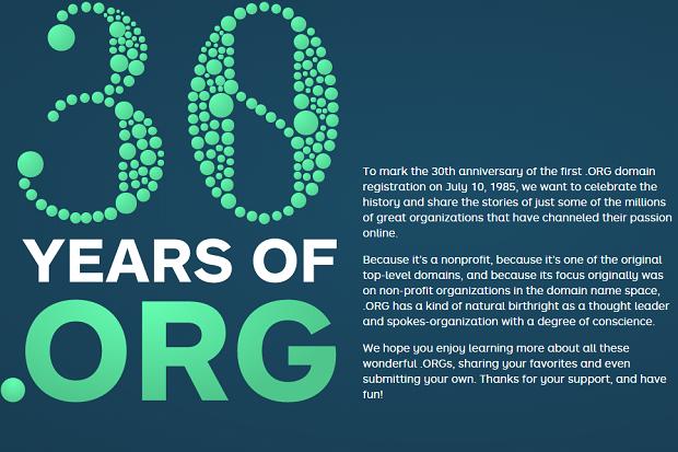 071015blog dot org turns 30