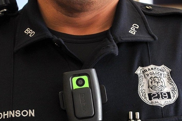 Hackers can edit police bodycam footage or weaponize the devices