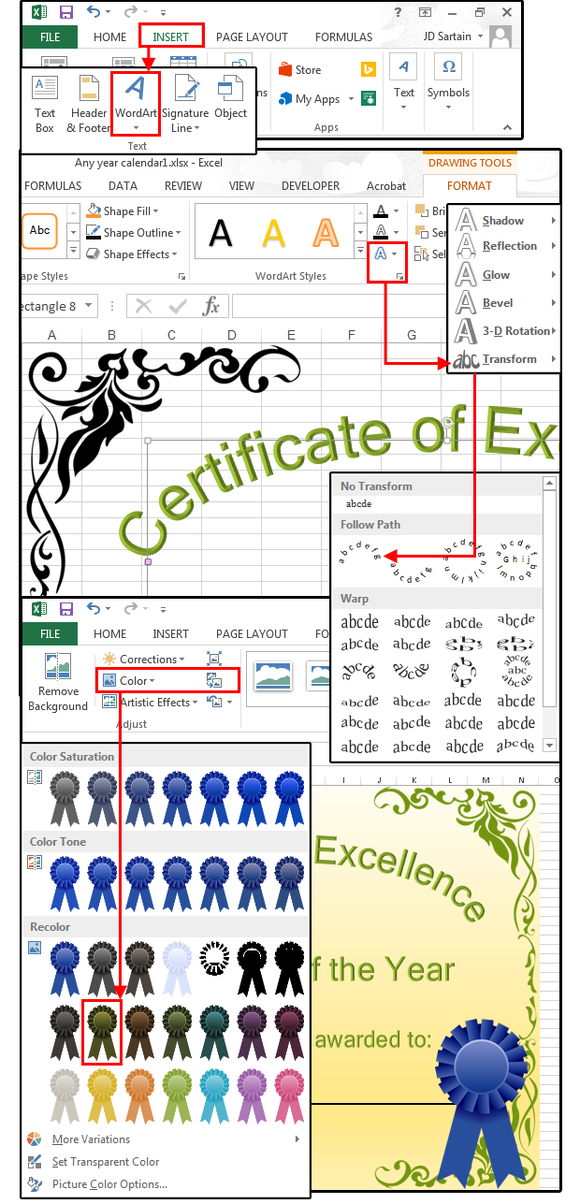 make a certificate online and print muco kiessling co
