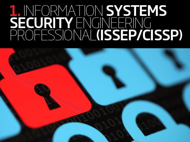 Information Systems Security Engineering Professional (ISSEP/CISSP)