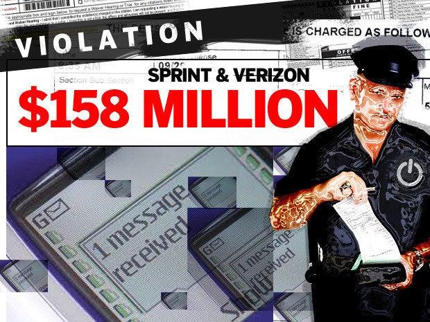 2015 tech companies fined fines 5