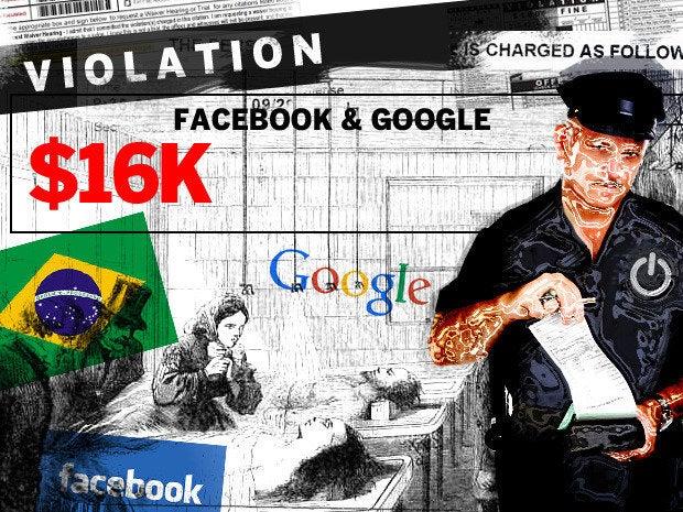 2015 tech companies fined fines 8