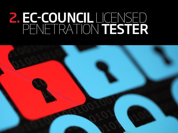 EC-Council Licensed Penetration Tester