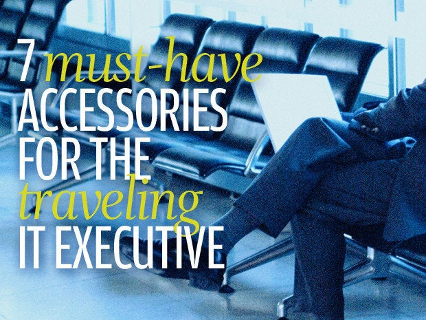 IT Accessories for the Traveling Executive