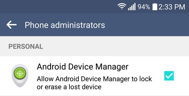 android dos donts dm