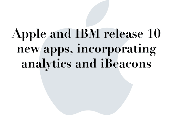 apple ibm apps