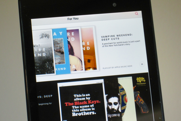 apple music android nexus