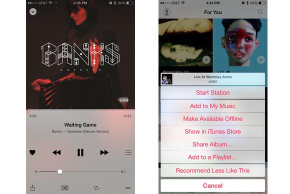 apple music tips recs