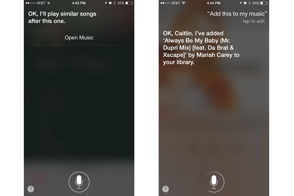 apple music tips siri