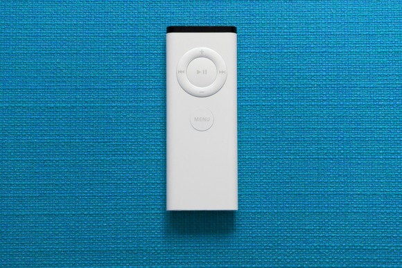 apple remote control primary