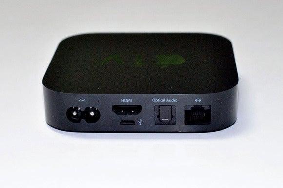 Apple TV IO