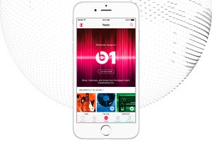 apple music primary