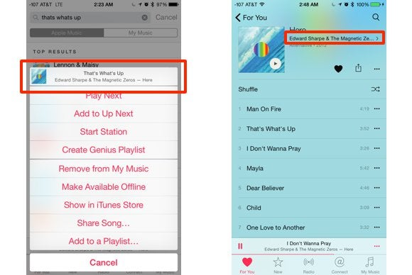 apple music tips see more