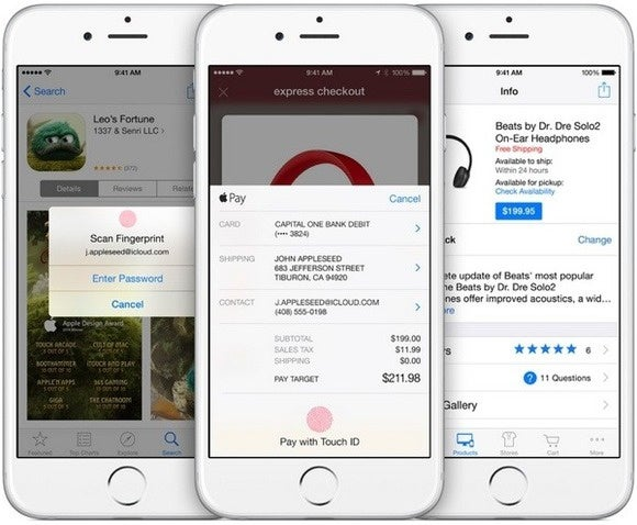 苹果支付今年可以帮助你在网上购物