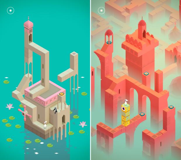 bestpuzzlegames monumentvalley