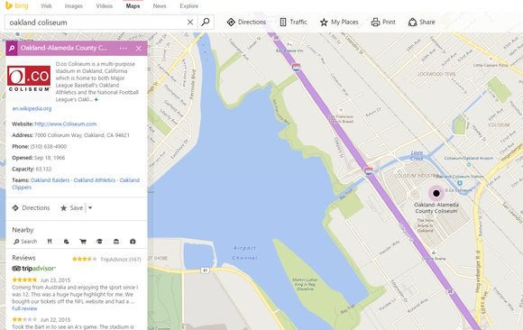 bing maps preview 2