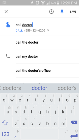 call doctor inbox