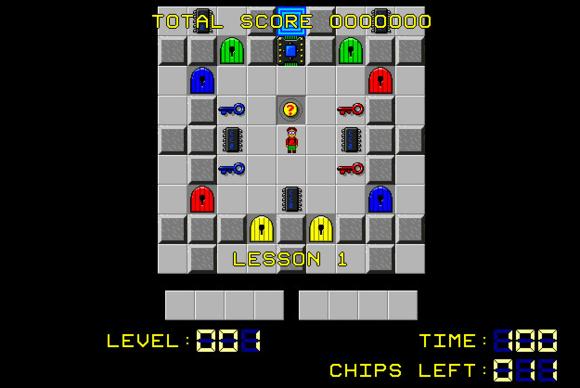 Chip's Challenge