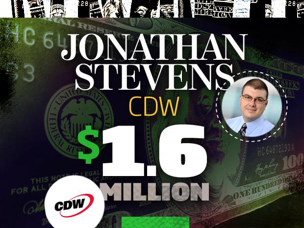 Jonathan Stevens CDW