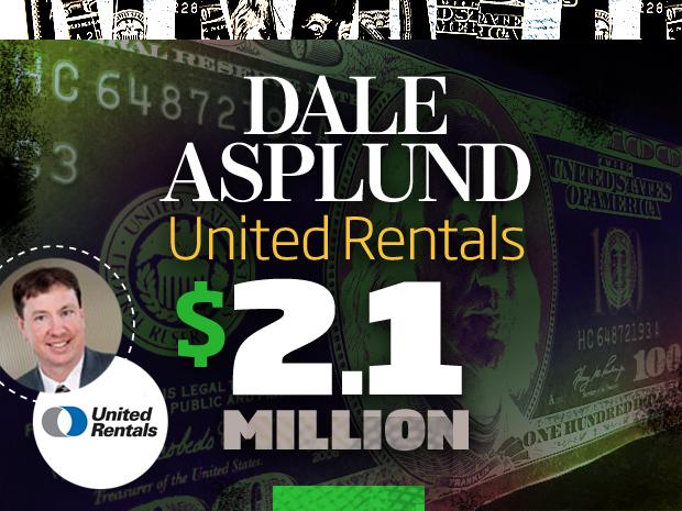 Dale Asplund United Rentals