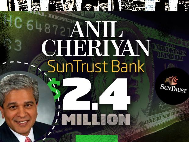Anil Cheriyan SunTrust Banks