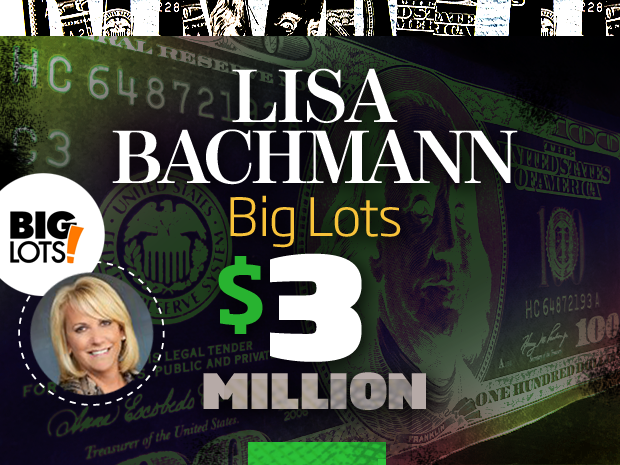 Lisa Bachmann Big Lots