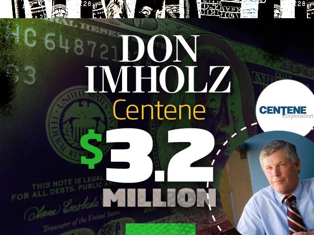 Don Imholz Centene