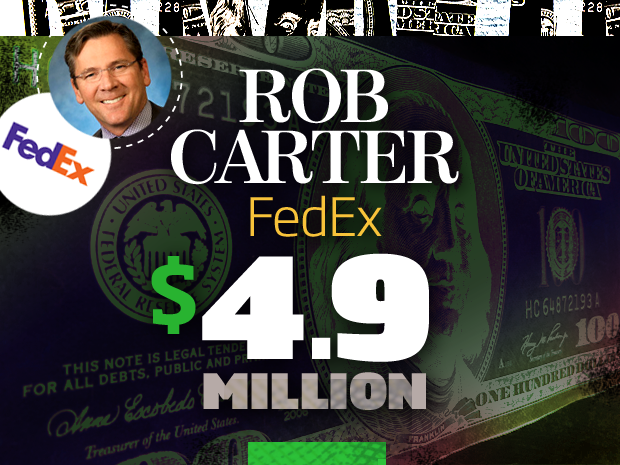 Rob Carter FedEx