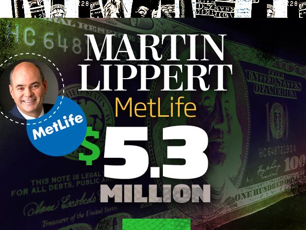 Martin Lippert MetLife