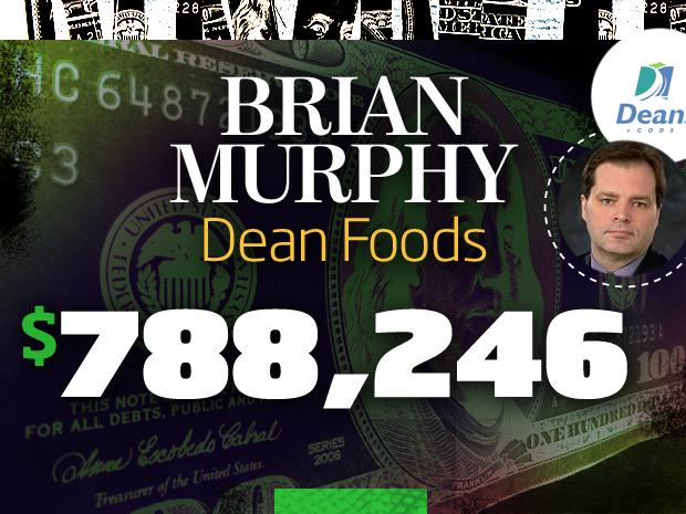 Brian Murphy Dean Foods
