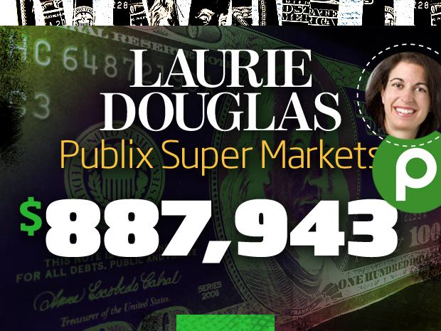 Laurie Douglas Publix