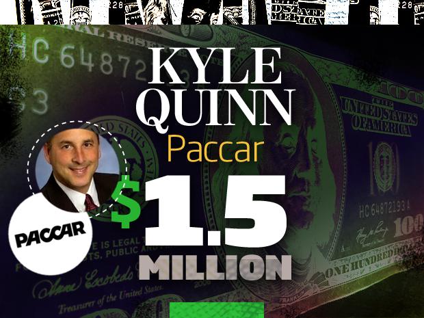 Kyle Quinn Paccar