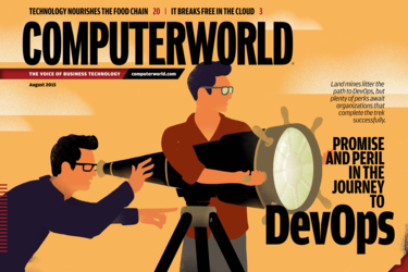 Computerworld Digital Edition, August 2015 [cover]