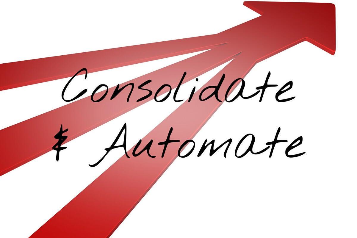 consolidate and automate cio