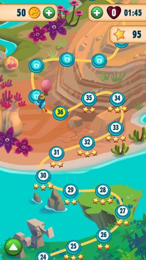dodopop map
