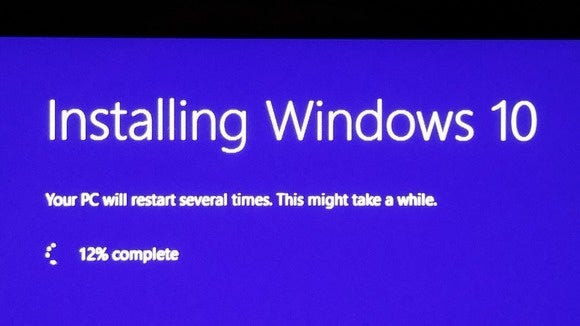 12 Windows 10 install issues -- and what to do about them