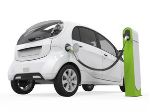 electric car technology of