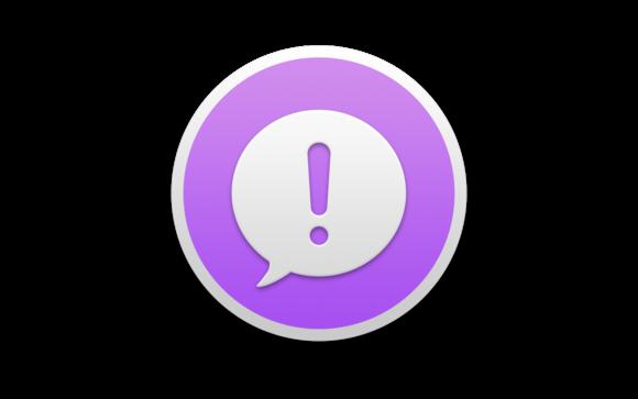 feedback assistant mac icon
