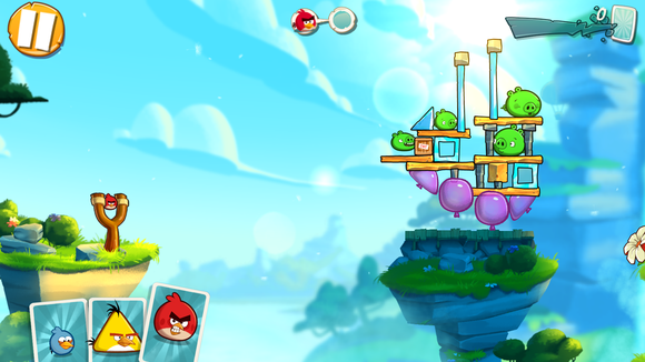 Five to Try: Angry Birds 2 finally arrives, and send self ...