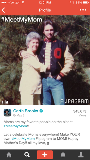 garth brooks flipagram