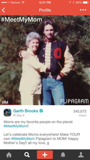 garth brooks flipagram
