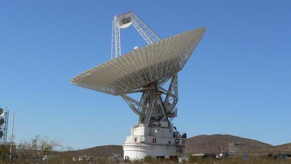 gladstone satellite dish
