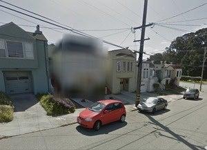 google street view sunset