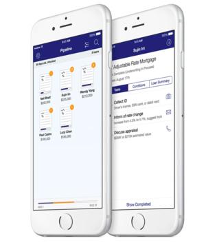 ibm apple loan track iphone