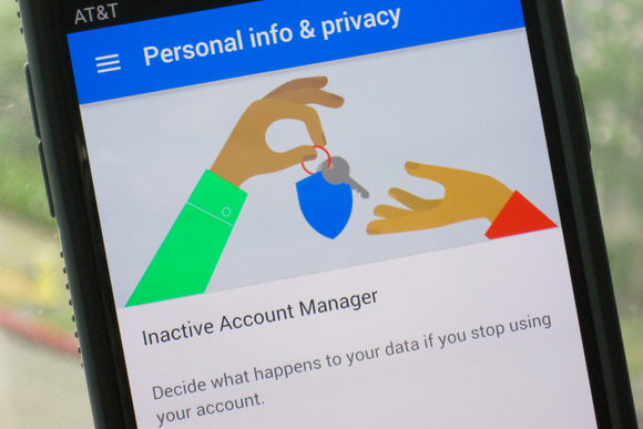 inactive account manager android