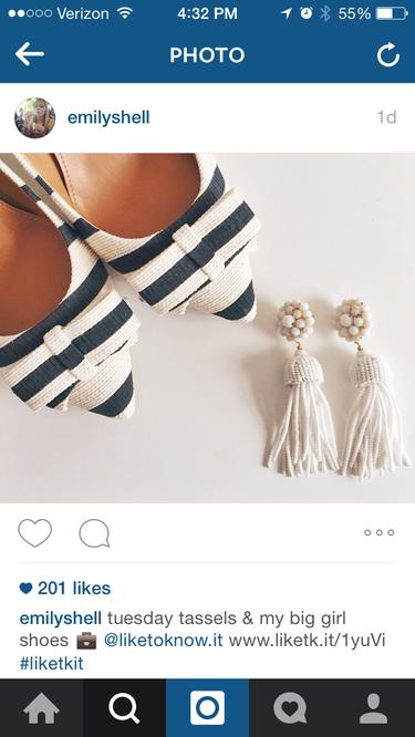 instagram affiliate widgit