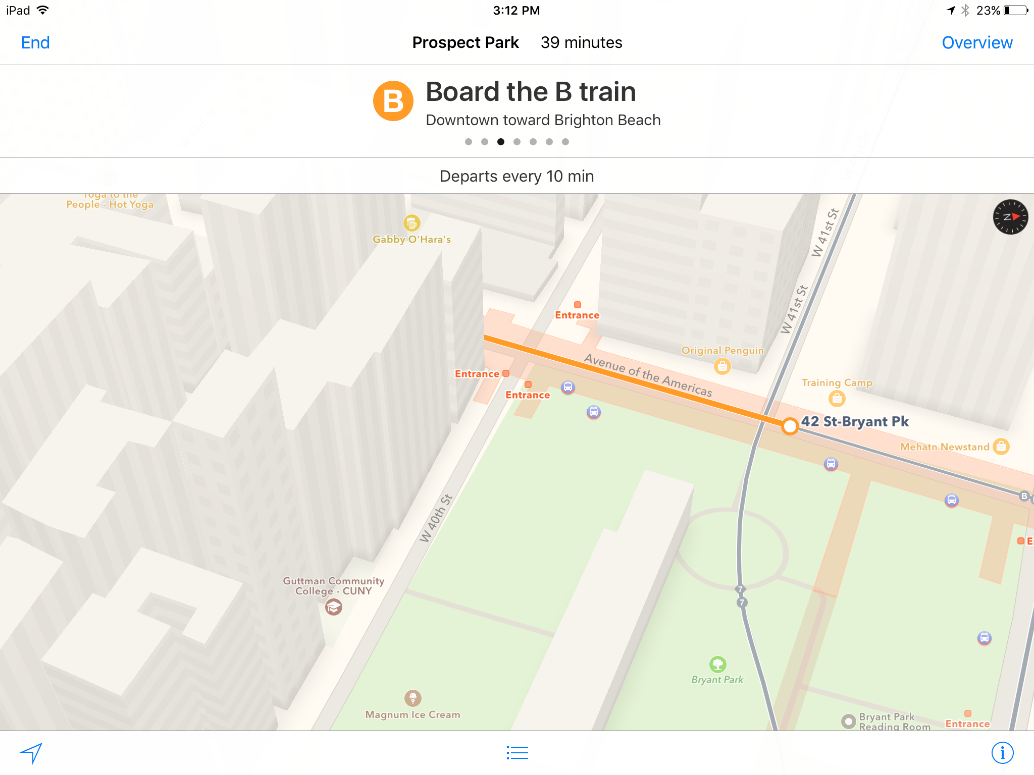 Handson with Maps in iOS 9 Introducing public transit and more