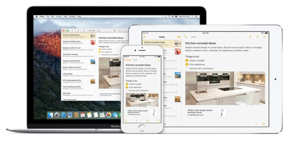 Meet the new Notes, iOS 9's feature-packed Evernote rival