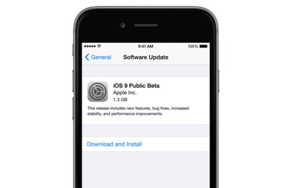 iOS 9 public beta is live: Here's everything you need to know